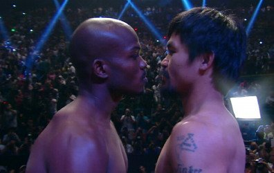 Manny Pacquiao, Pacquiao vs. Bradley 2, Tim Bradley - WBO welterweight champion Tim Bradley (31-0, 12 KO's) seems to be trying to whip his opponent Manny Pacquiao (55-5-2, 38 KO's) into a mad frenzy for their fight next month on April 12th by saying to anyone willing to listen that Pacquiao no longer has the same fire that he once did years ago.
