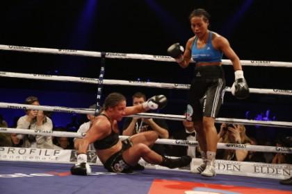 Braekhus vs. Lamare Cecilia Braekhus Boxing News Boxing Results