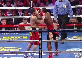 Adrien Broner, Broner vs. Maidana, Marcos Maidana - Adrien Broner (27-1, 22 KO's) pushed hard on Golden Boy Promotions for a rematch against Marcos Maidana (35-3, 31 KO's) and he's been given his wish, according to Dan Rafael of ESPN. Broner will be fighting Maidana in a fight that could possibly take place in April.