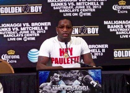 Adrien Broner Broner vs. Malignaggi Paulie Malignaggi Boxing News