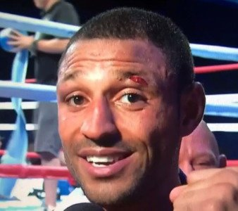 Diego Chaves, Kell Brook - As expected, Britain's unbeaten IBF welterweight champion Kell Brook, will indeed make the next defence of his title on October 24th in Sheffield, against Argentina's Diego Chaves, before returning to the ring in December, in what will be his 4th fight, and title defence, of 2015.
