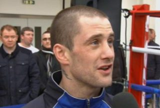 Burns vs. Crawford - The polysemic name of Matchroom's Saturday bill in Glasgow, 'Man of Steel', refers to the titanium plate inserted into the jaw of Ricky Burns and, by extension, to the sheer toughness of his character exhibited through his perseverance to hear the final bell as he battled through ten rounds with a broken jaw, courtesy of Raymundo Beltran during their last September bout, and followed by the absolute determination to get back in the ring after the mending operation and healing.