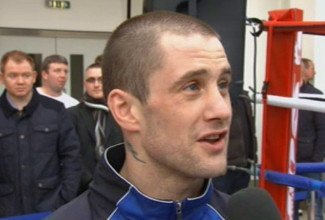 Ricky Burns – Man of Steel