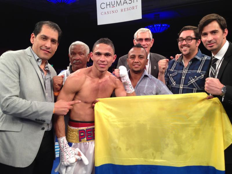 Perez Out Points Maicelo Opening ESPN Friday Night Fights 2015 Season