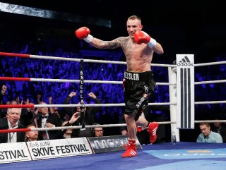 Mikkel Kessler - Following months of speculation, today, former five-time World Champion Mikkel Kessler announced his intentions to continue boxing and fight his way back to the top of the sport he loves.