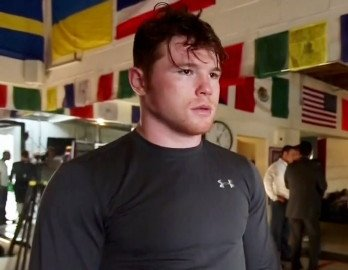 Canelo determined to fight on May 2nd, says De La Hoya