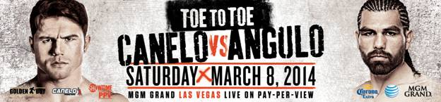 Canelo Alvarez Returns on March 8 To Face Countryman Alfredo Angulo at MGM Grand, Live on SHOWTIME PPV