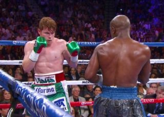 """Erislandy Lara - Ronnie Shields, the trainer for WBA junior middleweight champion Erislandy Lara (19-1-2, 12 KO's), says they've studied Saul """"Canelo"""" Alvarez's fight against Floyd Mayweather Jr from last year and noticed some things that the 23-year-old Canelo did wrong in that fight. They plan on using some of the things that Mayweather did to the flat-footed Canelo to out-box him next month in their fight on July 12th at the MGM Grand, in Las Vegas, Nevada, USA."""