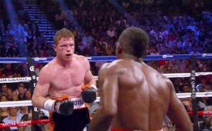 Joshua Clottey Saul Alvaraez Boxing News