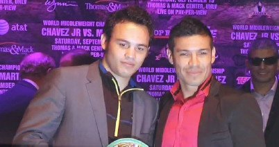 Chavez Jr. vs. Martinez Boxing News