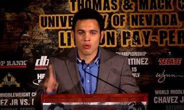 Julio Cesar Chavez Jr. - Boxing News