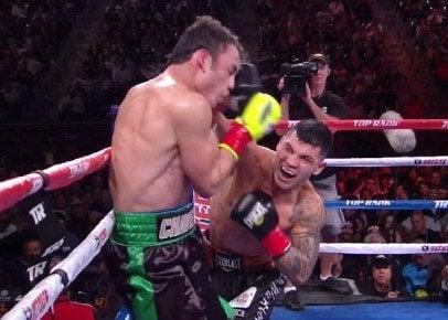Bryan Vera Chavez Jr. vs. Vera Julio Cesar Chavez Jr. Boxing News