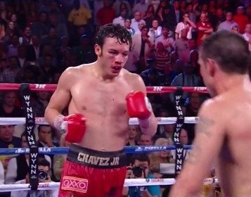 Julio Cesar Chavez Jr. Nacho Beristain Boxing News