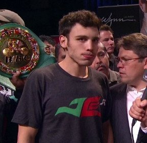 Chavez Jr-Martinez Julio Cesar Chavez Jr. Sergio Martinez Boxing News