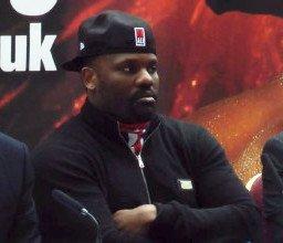 Deontay Wilder Dereck Chisora Tomasz Adamek Boxing News British Boxing