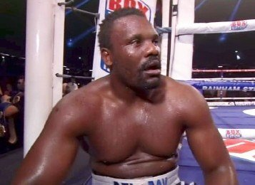 Chisora vs. Johnson Dereck Chisora Kevin Johnson Boxing Interviews British Boxing Press Room