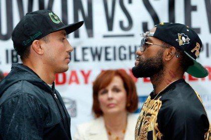 Curtis Stevens Gennady Golovkin Golovkin vs. Stevens Boxing News Top Stories Boxing