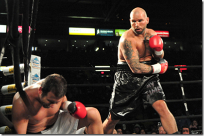 Travis Kauffman Boxing News Boxing Results