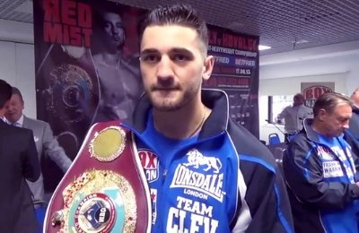 Junior Makabu Nathan Cleverly Boxing News British Boxing