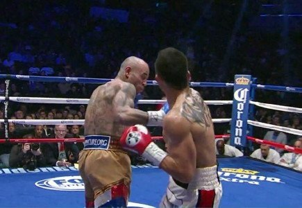 Khan-Collazo collide on Mayweather's May 3rd Undercard