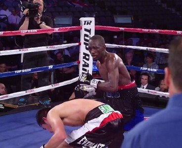 Crawford vs. Gamboa Terence Crawford Boxing News