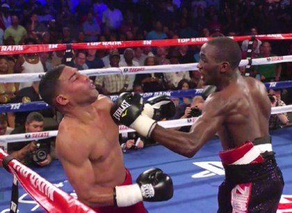 Bernard Hopkins Carl Froch Julio Cesar Chavez Jr. Lucas Matthysse Peter Quillin Terence Crawford Top Stories Boxing