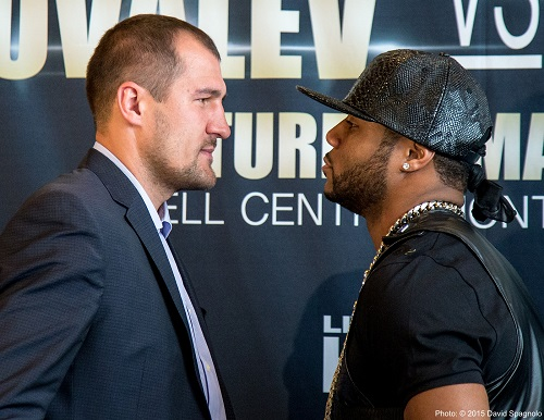 Kovalev/Pascal II Likely for January 30