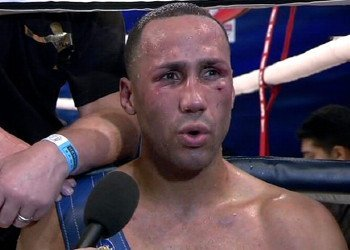 DeGale vs. Mohoumadi Hadillah Mohoumadi James DeGale Boxing News Boxing Results British Boxing Top Stories Boxing