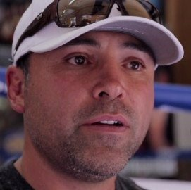 De La Hoya's Open Letter to Floyd His Latest Publicity Masterstroke?