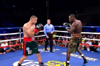 Jason Gavern - Unbeaten heavyweight Deontay Wilder (31-0, 31 KOs) is taking seriously his opponent Jason Gavern (25-16-4, 11 KOs) this Saturday night in their fight at the StubHub Center in Carson, California.