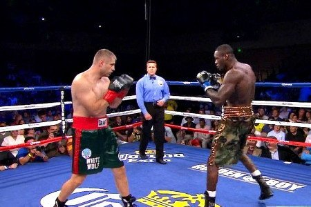 Deontay Wilder Sergei Liakhovich Wilder vs. Liakhovich Boxing News Boxing Results