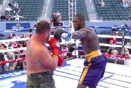 Deontay Wilder: Stiverne fight will happen in November
