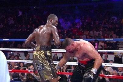 Bermane Stiverne Deontay Wilder Wilder vs. Stiverne Boxing News