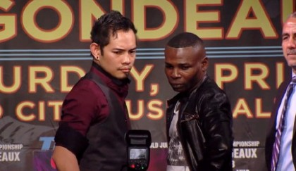 Donaire vs. Rigondeaux Floyd Mayweather Jr Guillermo Rigondeaux Nonito Donaire Boxing News