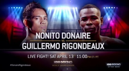 Donaire vs. Rigondeaux Manny Pacquiao Nonito Donaire Zou Shiming Boxing News Top Stories Boxing