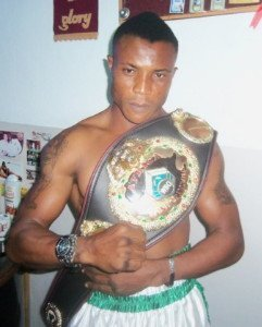 Isaac Ekpo - Still counting the gains and experience of challenging for the world title against Robert Stieglitz in Germany on October 19 last year, albeit unsuccessfully in a bid for the WBO world title, Ghana based Nigerian Super Middleweight, Isaac Ekpo has boldly declared his readiness to fight all of the top boxers in that division globally.