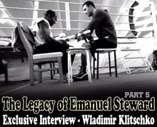 Emanuel Steward - Emanuel Steward