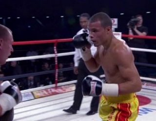 Spike O'Sullivan - British middleweight contender Chris Eubank Jr (19-1, 14ko) and Ireland's Gary 'Spike' O'Sullivan (21-1, 14ko)have re-ignited their public feud through a series of social media exchanges that began when Eubank posted a sarcastic, veiled and somewhat patronising message aimed at O'Sullivan's team mate Frank Buglioni, who lost his WBA (reg) 168 lb title challenge to Fedor Chudinov in London last night.