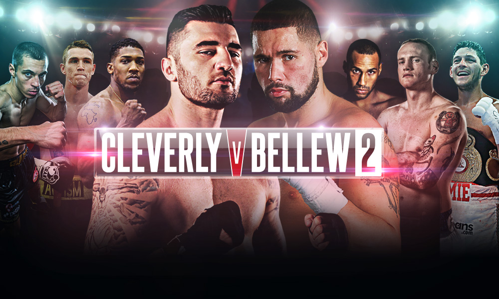 Cleverly v Bellew II – Main Event Preview