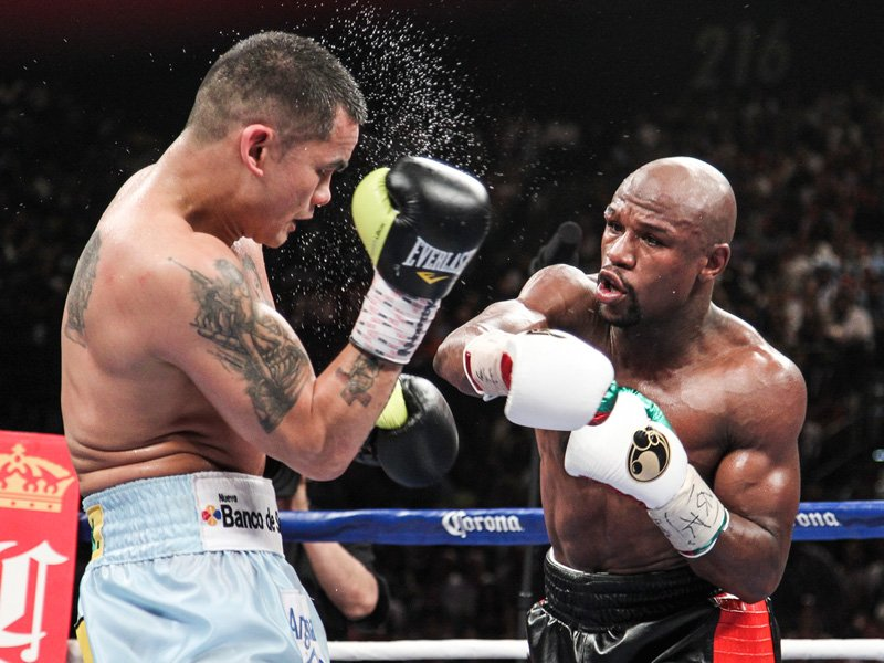 Will Floyd fight a different fight in Mayweather Jr. vs. Maidana II on September 13th?