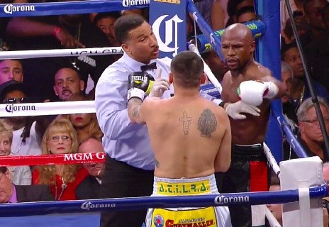 Ellerbe doesn't mind if Tony Weeks is picked as ref for Mayweather-Maidana rematch