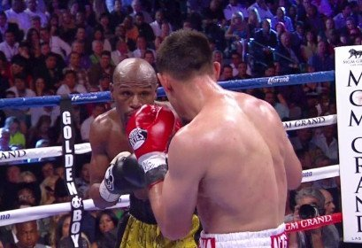 Adrien Broner Floyd Mayweather Jr Boxing News