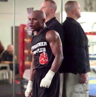 Danny Garcia Floyd Mayweather Jr Boxing News