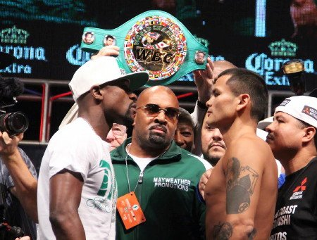 Espinoza expects Mayweather-Maidana 2 to do better than last time in PPV sales