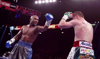 """Floyd Mayweather Jr Gennady Golovkin Manny Pacquiao Miguel Cotto Saul """"Canelo"""" Alvarez Top Stories Boxing"""