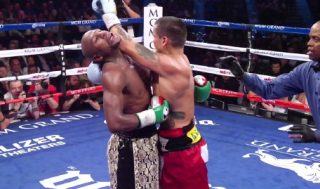 Mayweather vs. Maidana 2 - ESPN commentator Teddy Atlas feels that WBA/WBC welterweight champion Floyd Mayweather Jr (47-0, 26 KOs) did just enough to win last Saturday night in his 12 round unanimous decision victory over Marcos Maidana (35-5, 31 KOs) at the MGM Grand in Las Vegas, Nevada.