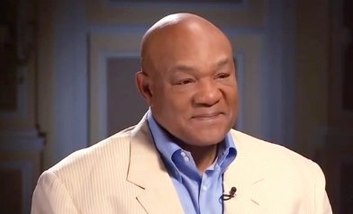 """Big"" George Foreman rates the greatest heavyweights; doesn't place himself very high!"