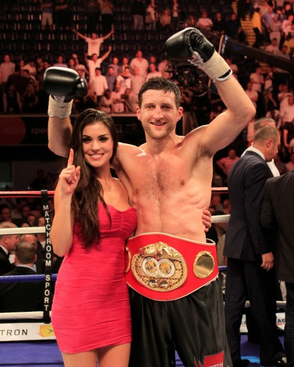 Abel Sanchez Carl Froch Froch vs. Groves 2 Gennady Golovkin George Groves Nonito Donaire Top Rank Boxing Triple G Boxing Interviews Boxing News Press Room Top Stories Boxing