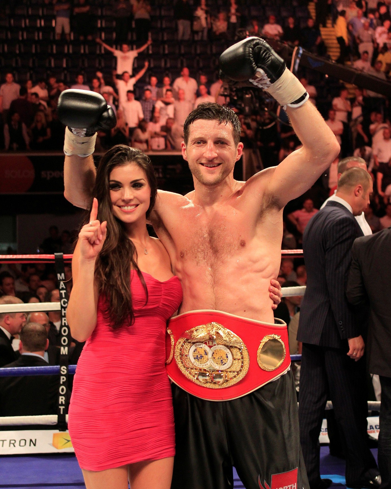 'Fury Must Get Up Close and Rough Klitschko Up' says Carl Froch