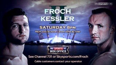 Carl Froch Froch vs. Kessler Mikkel Kessler Boxing News